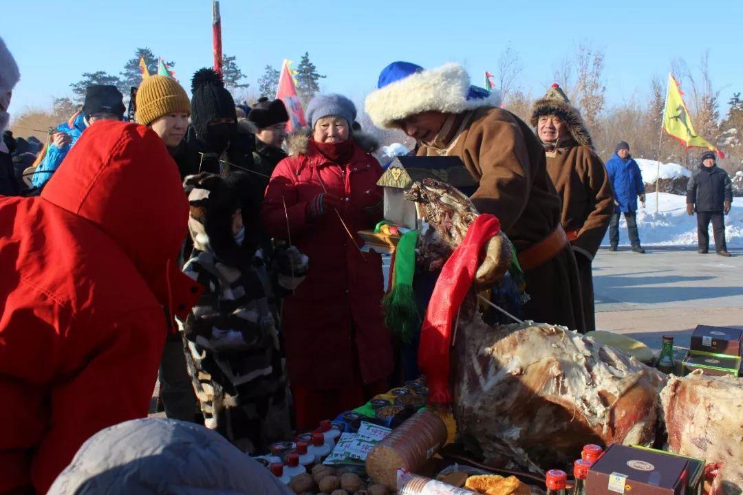 郭尔罗斯蒙古人的新年第一天 第9张 郭尔罗斯蒙古人的新年第一天 蒙古文化