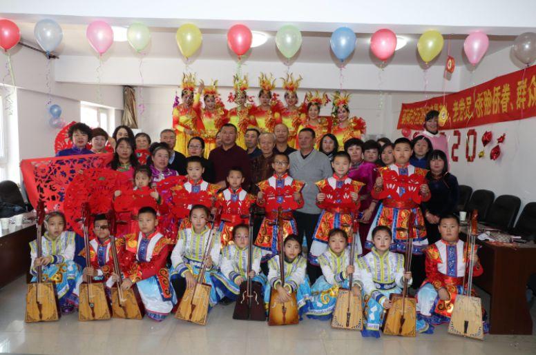 郭尔罗斯蒙古人的新年第一天 第10张