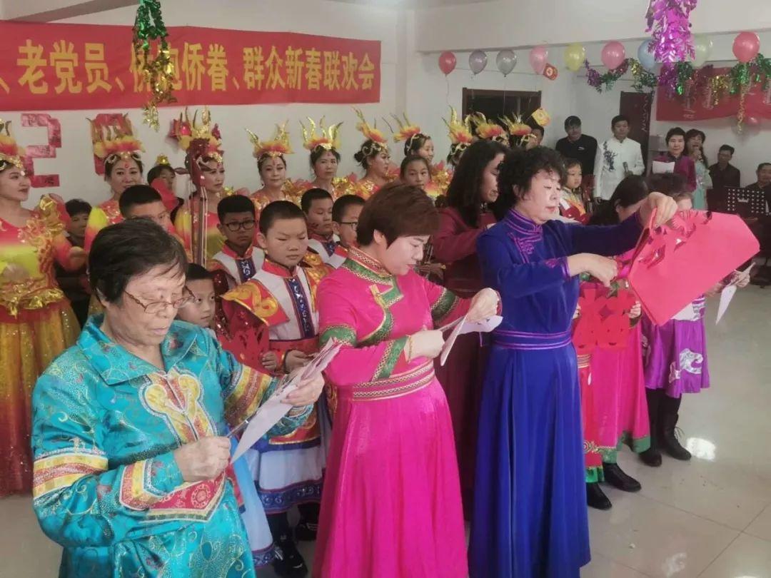 郭尔罗斯蒙古人的新年第一天 第12张
