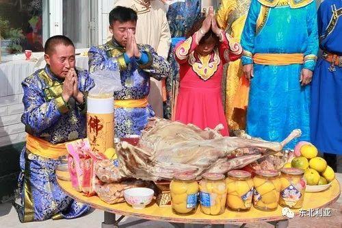 蒙古丨吉林郭尔罗斯蒙古萨满祭祀文化(图集) 第4张