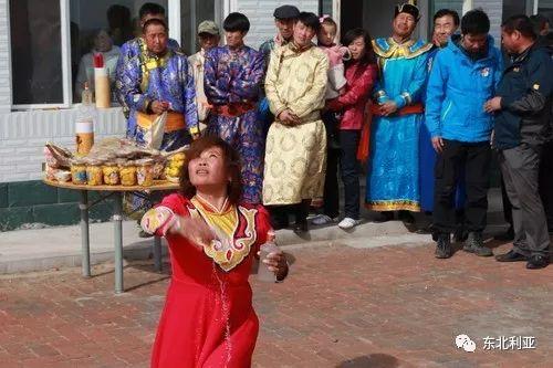 蒙古丨吉林郭尔罗斯蒙古萨满祭祀文化(图集) 第3张