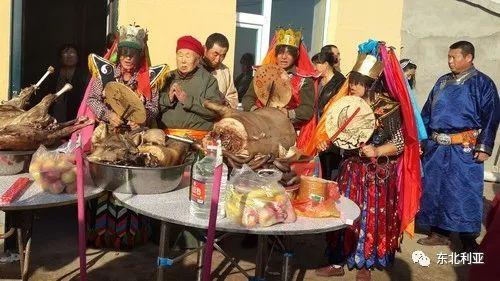 蒙古丨吉林郭尔罗斯蒙古萨满祭祀文化(图集) 第6张