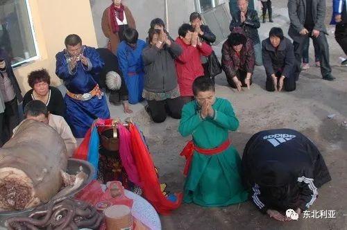 蒙古丨吉林郭尔罗斯蒙古萨满祭祀文化(图集) 第5张