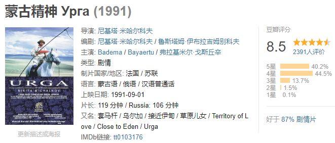 60部蒙古电影 部部都值得看 第105张 60部蒙古电影 部部都值得看 蒙古音乐
