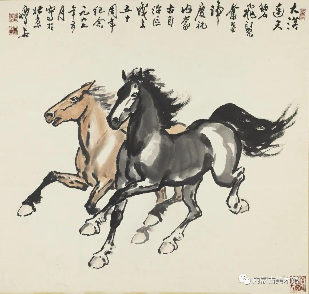 内蒙古美术馆,馆藏来了 第2张 内蒙古美术馆,馆藏来了 蒙古画廊