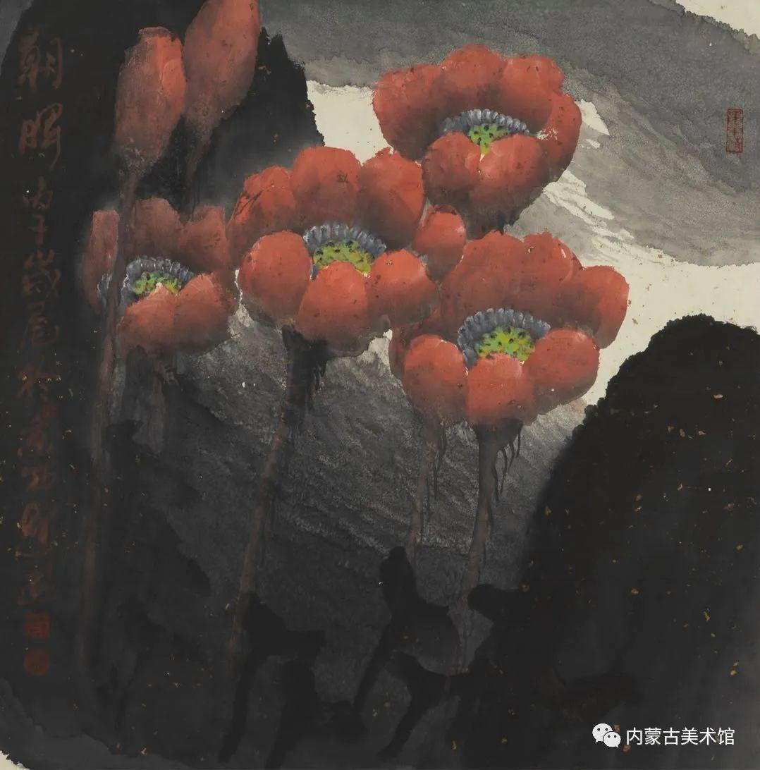 内蒙古美术馆,馆藏来了 第19张 内蒙古美术馆,馆藏来了 蒙古画廊