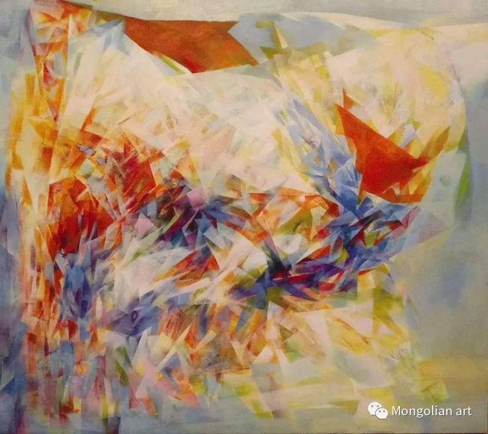 蒙古国青年艺术家 U.Battsooj 第16张