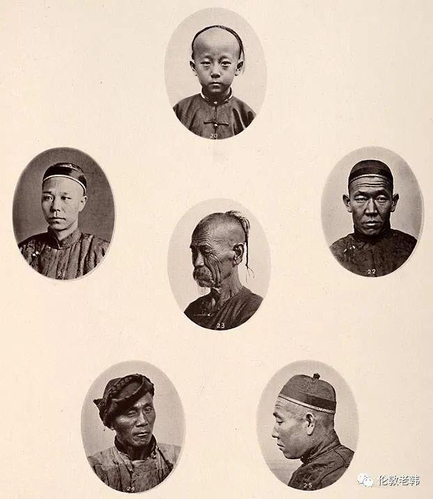 蒙古脸型和蒙古人种 第2张