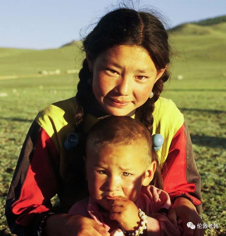 蒙古脸型和蒙古人种 第4张