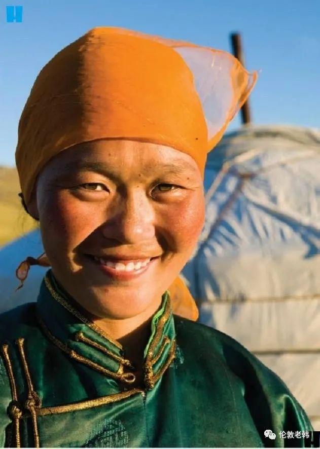 蒙古脸型和蒙古人种 第6张