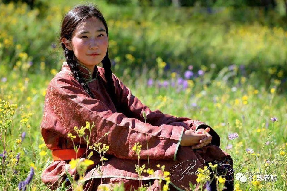 蒙古脸型和蒙古人种 第7张