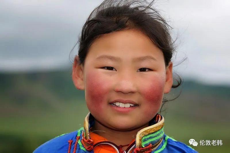 蒙古脸型和蒙古人种 第13张