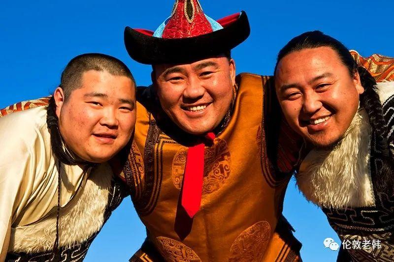 蒙古脸型和蒙古人种 第20张