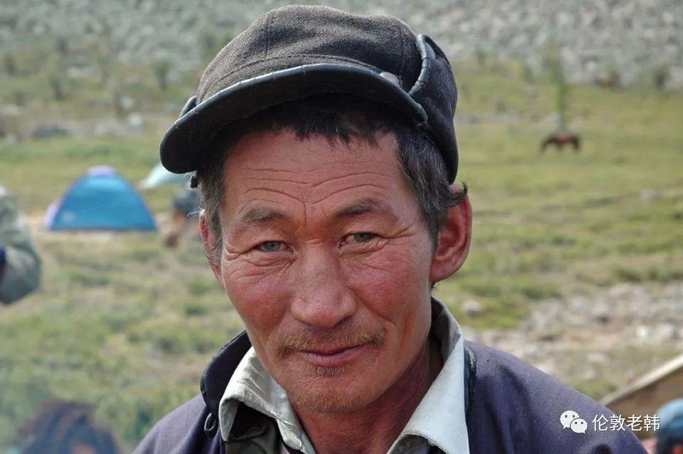 蒙古脸型和蒙古人种 第24张