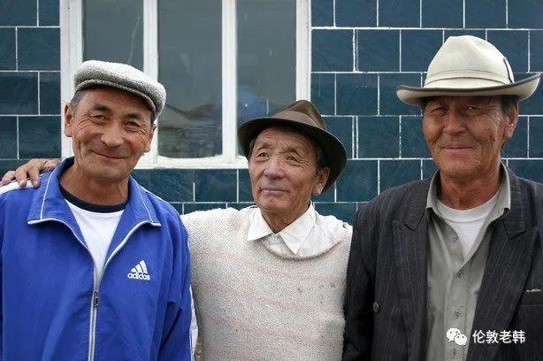 蒙古脸型和蒙古人种 第26张