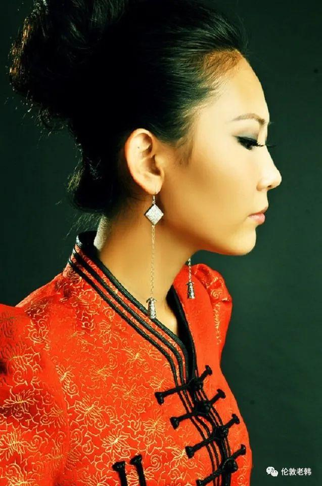 蒙古脸型和蒙古人种 第29张