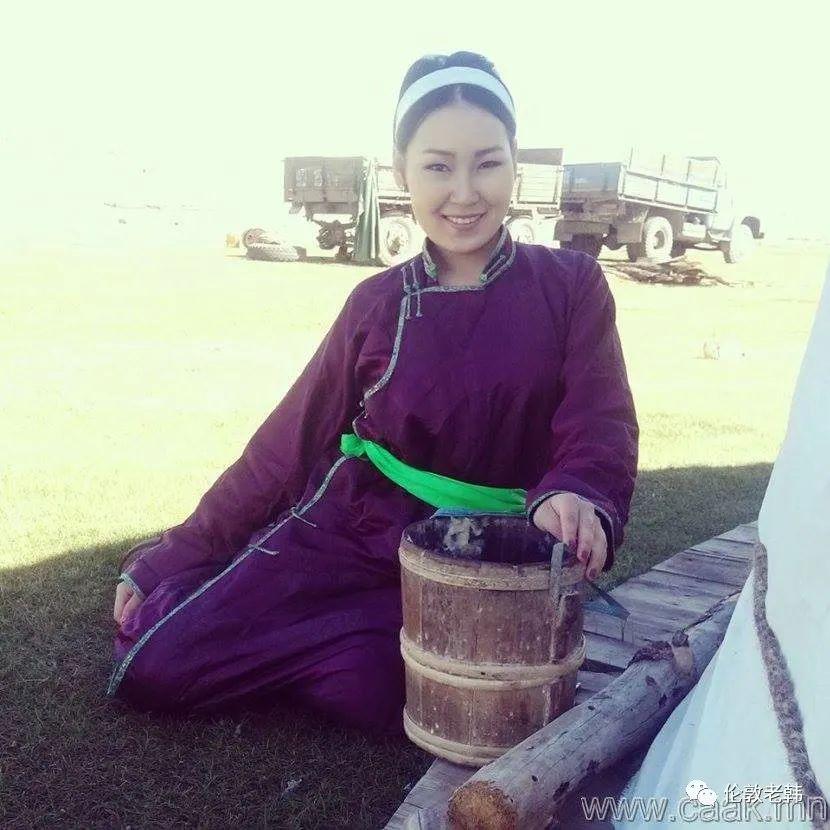 蒙古脸型和蒙古人种 第32张