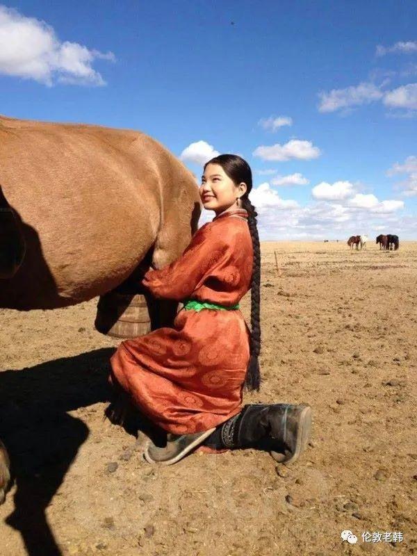 蒙古脸型和蒙古人种 第31张