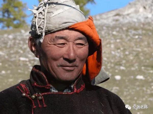 蒙古脸型和蒙古人种 第30张