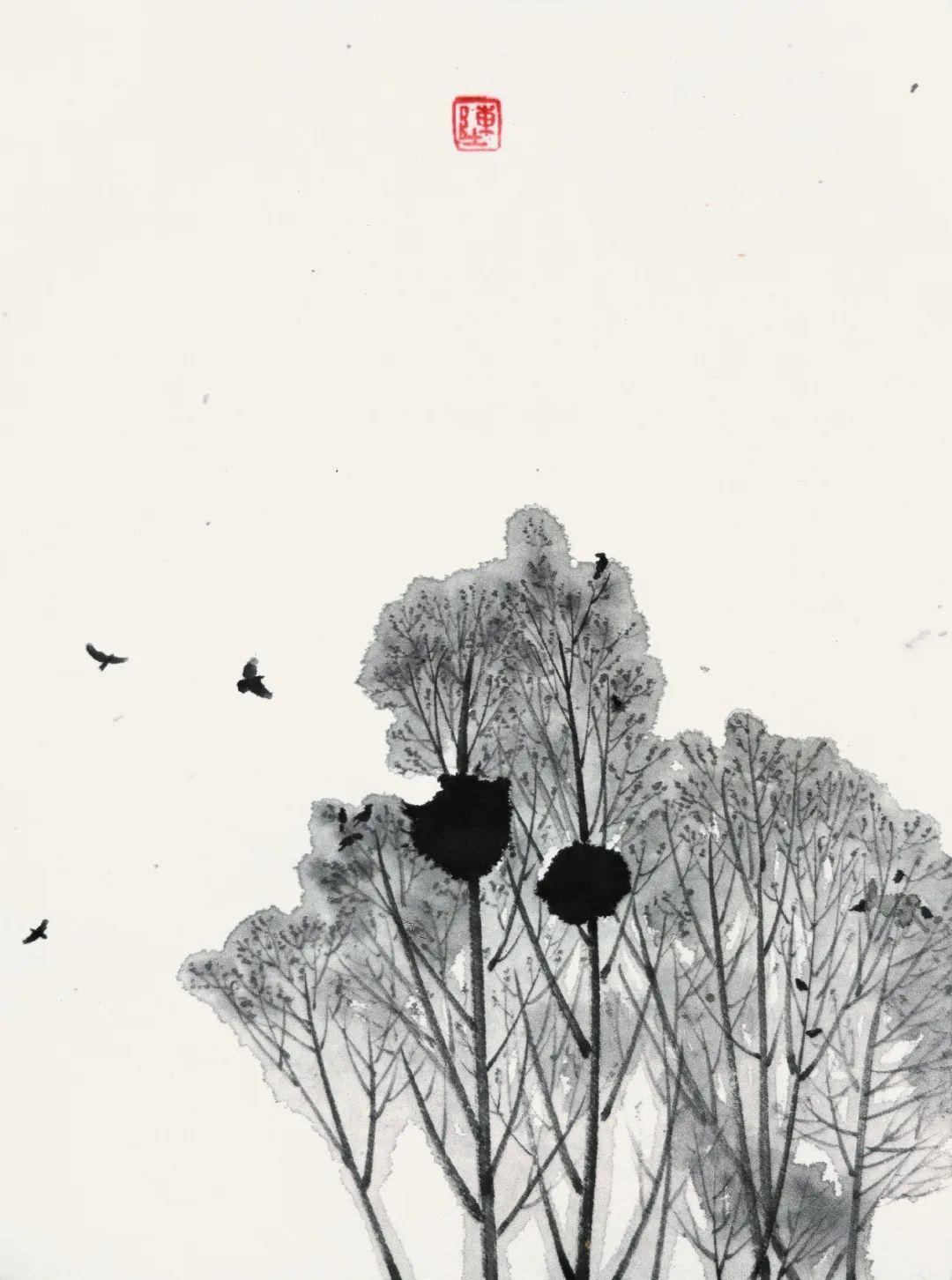 身边的名家丨画家陈晗晟 第6张