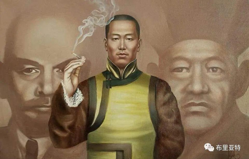 蒙古国油画,彩笔画大师巴雅尔作品欣赏 第27张