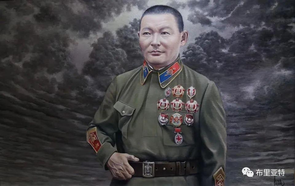 蒙古国油画,彩笔画大师巴雅尔作品欣赏 第30张