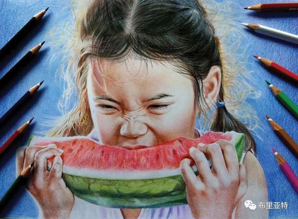 蒙古国油画,彩笔画大师巴雅尔作品欣赏 第37张