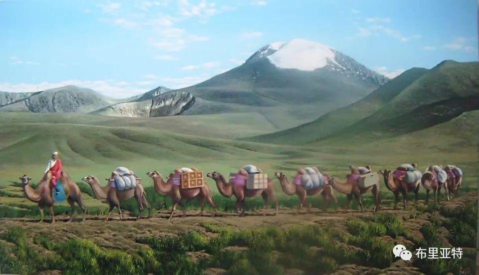 蒙古国油画,彩笔画大师巴雅尔作品欣赏 第71张