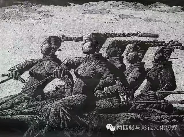内蒙古当代美术家系列--金宝军 第6张