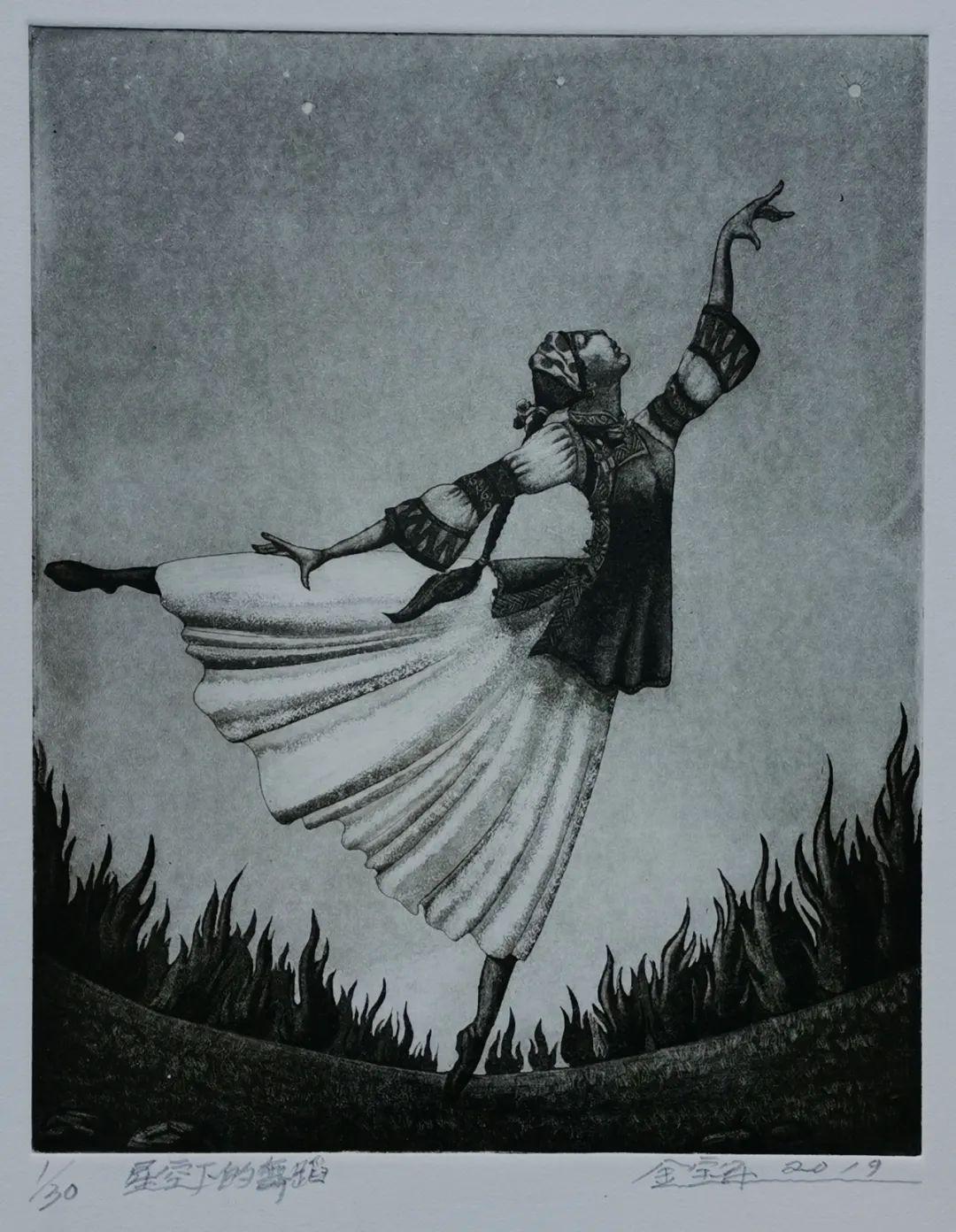 内蒙古当代美术家系列--金宝军 第10张
