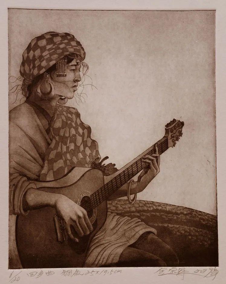 内蒙古当代美术家系列--金宝军 第12张