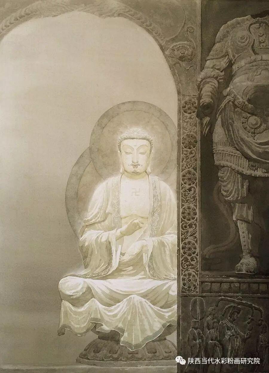 张红亮作品   内蒙古艺术家水彩画作品专题微展第17集 第16张