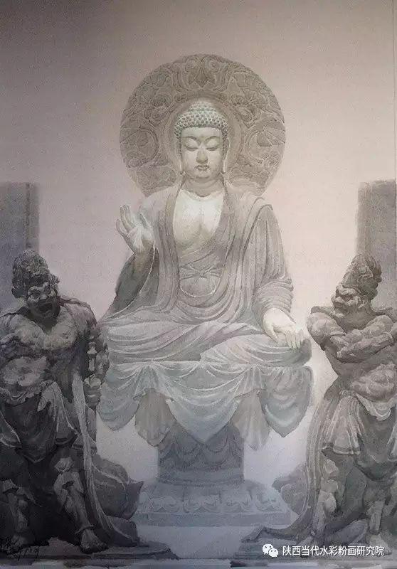 张红亮作品   内蒙古艺术家水彩画作品专题微展第17集 第20张