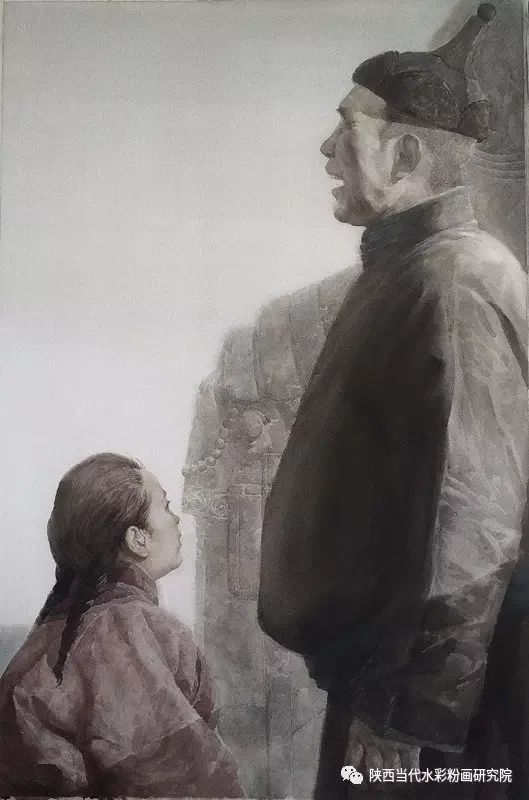 张红亮作品   内蒙古艺术家水彩画作品专题微展第17集 第22张