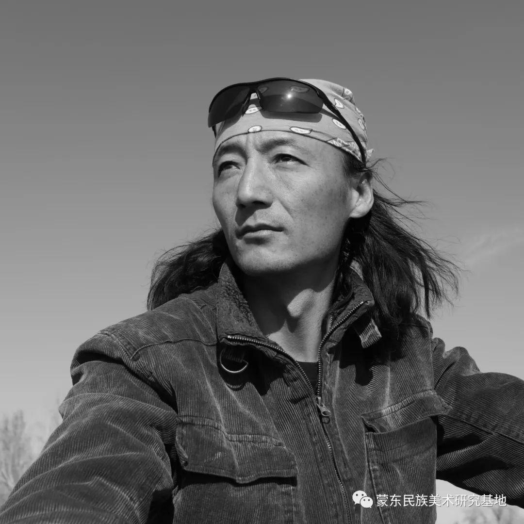 柯西格巴图油画作品——中国少数民族美术促进会,蒙东民族美术研究基地画家系列 第19张