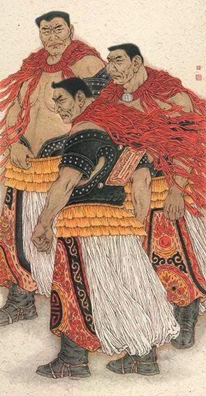 【草原四季  亮丽北疆】全国美术作品展——内蒙古美术家入展作品 第11张