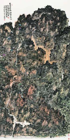 【草原四季  亮丽北疆】全国美术作品展——内蒙古美术家入展作品 第30张