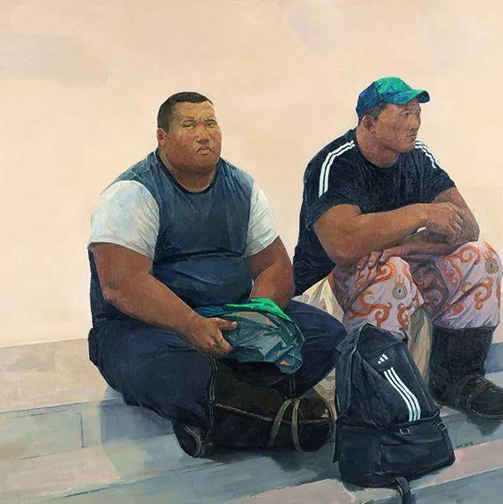 【草原四季  亮丽北疆】全国美术作品展——内蒙古美术家入展作品 第43张