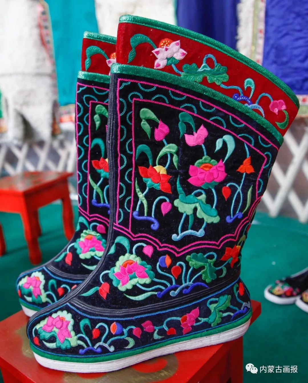 蒙古靴子 第11张