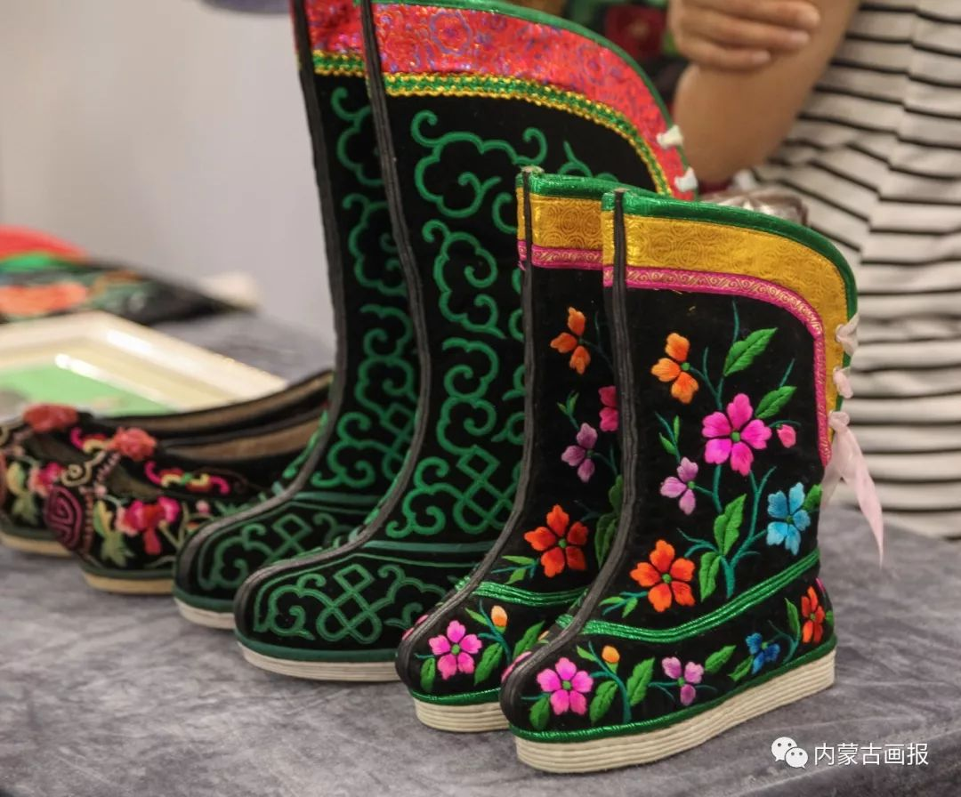 蒙古靴子 第10张