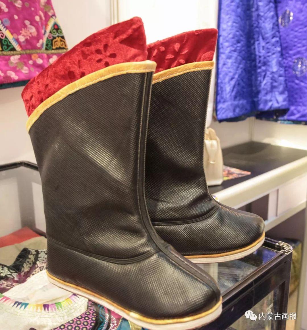 蒙古靴子 第13张