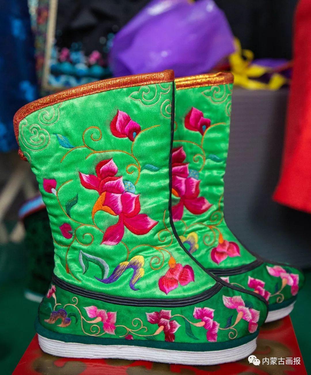 蒙古靴子 第20张