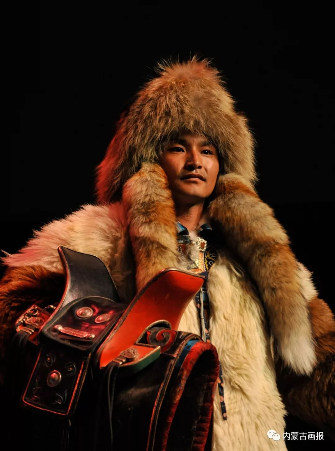 服饰之首——蒙古族冠帽 第16张