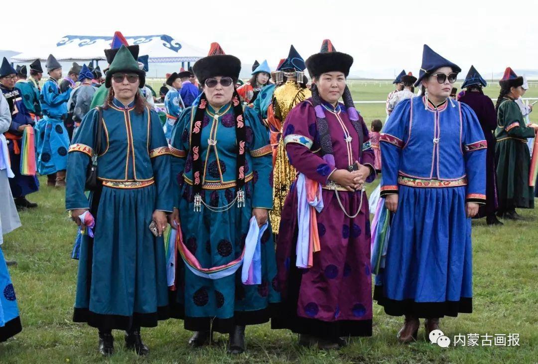服饰之首——蒙古族冠帽 第24张