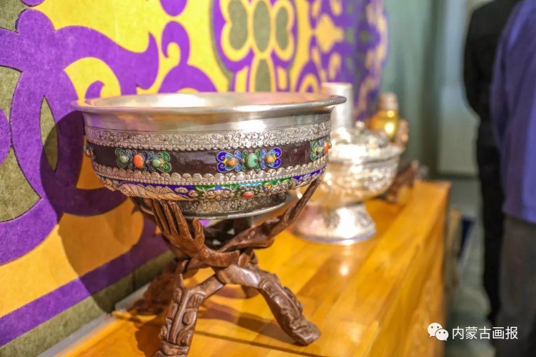 蒙古族文化艺术精粹——蒙古碗 第7张