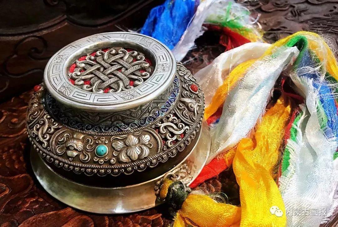 蒙古族文化艺术精粹——蒙古碗 第14张