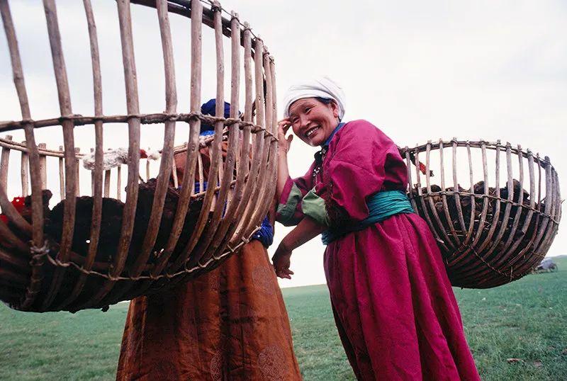 蒙古族牛粪文化 第2张