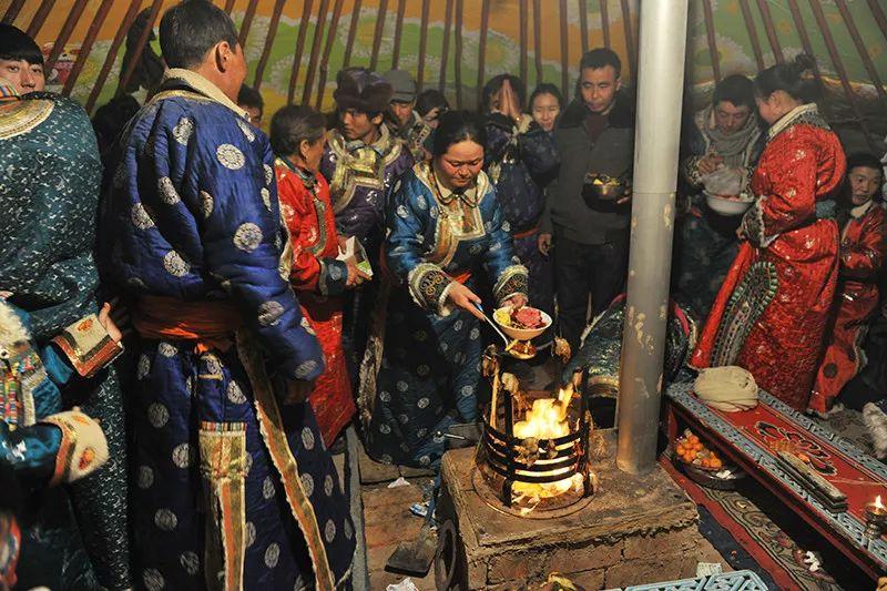 蒙古族牛粪文化 第5张