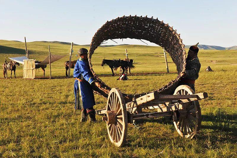 蒙古族牛粪文化 第4张