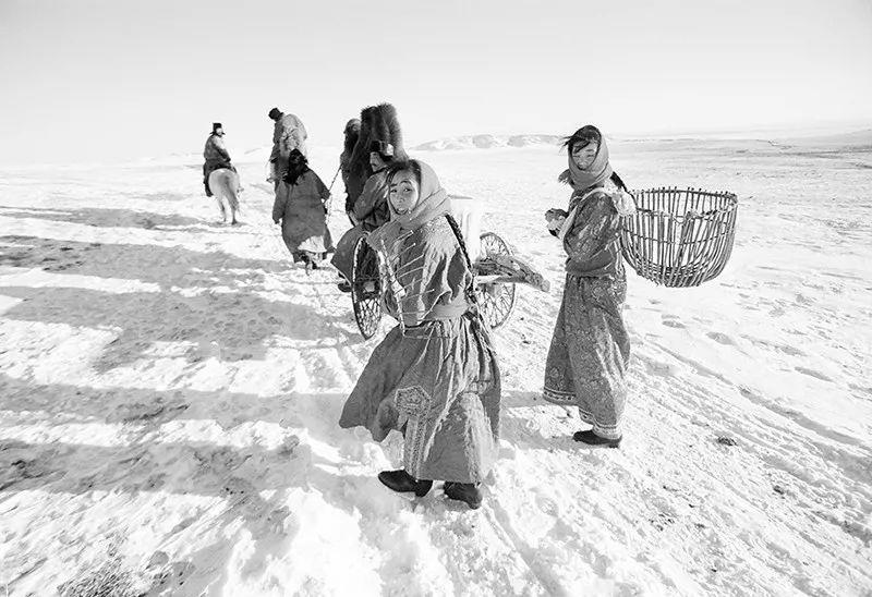 蒙古族牛粪文化 第6张